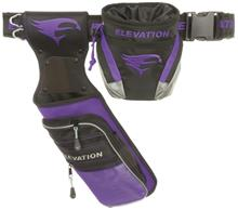 ELEVATION NERVE FIELD QUIVER PACKAGE BK/PU RH