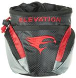++ELEVATION CORE RELEASE POUCH BK/RD