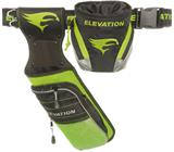ELEVATION NERVE FIELD QUIVER PACKAGE BK/GN LH