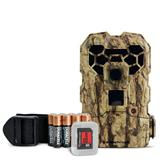 ^^STEALTH CAM QS24 COMBO 24IR 12MP 8GB SD & BATTERIES INC.