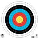 "@FT-40cm FITA 10-RING 4-COLOR TARGET FACE 17""x17"""
