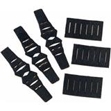 REPLACEMENT FELT KIT BLACK 3PK