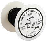 RELEASE ROPE 100FT SPOOL - BLK